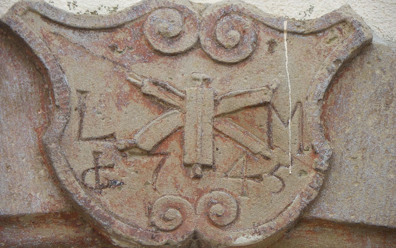 Embleme du tanneur